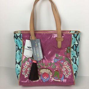 Viva Consuela, Live in Color, Austin Texas purse